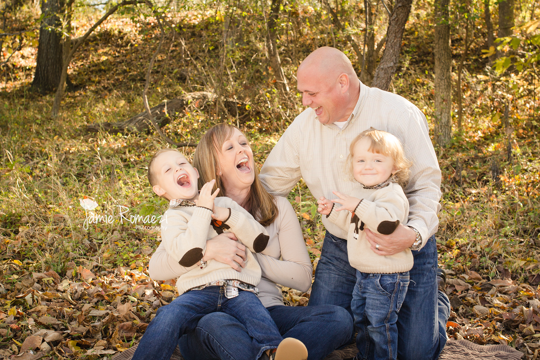 Mairs Family Fall Photos | Northern Virginia, Family Photographer