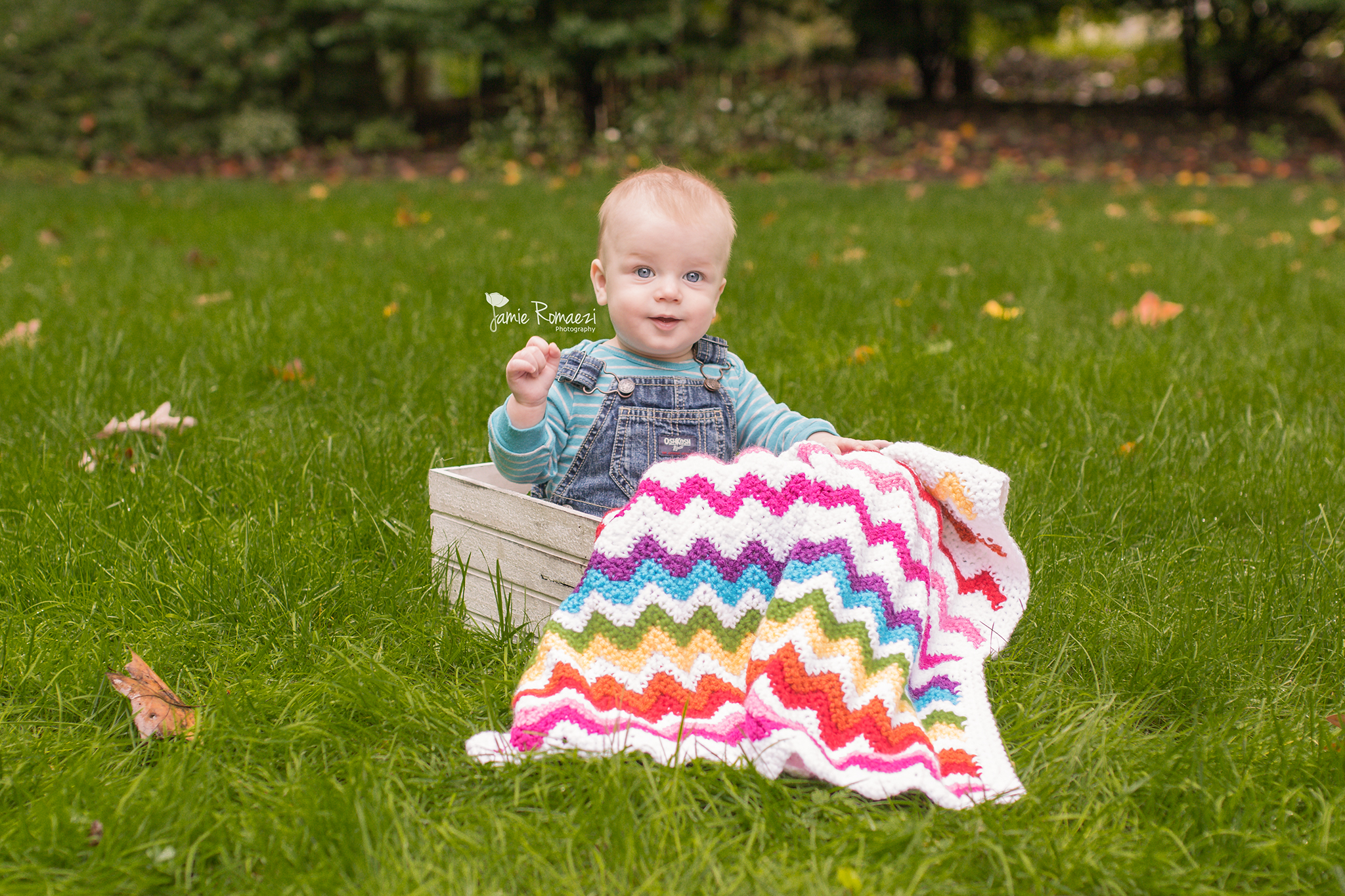 [Riley] 6 Months | Northern Virginia Baby Photographer