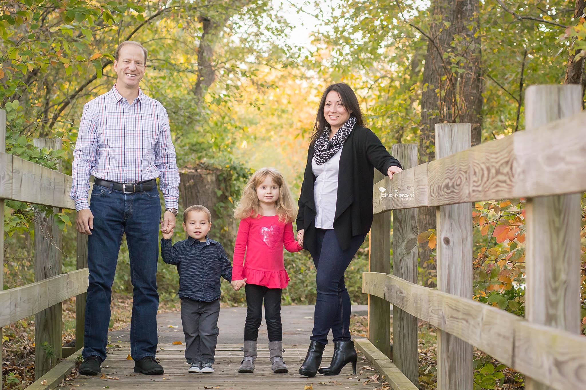 Barnitz Family Fall 2014 | Northern VA Family Photographer