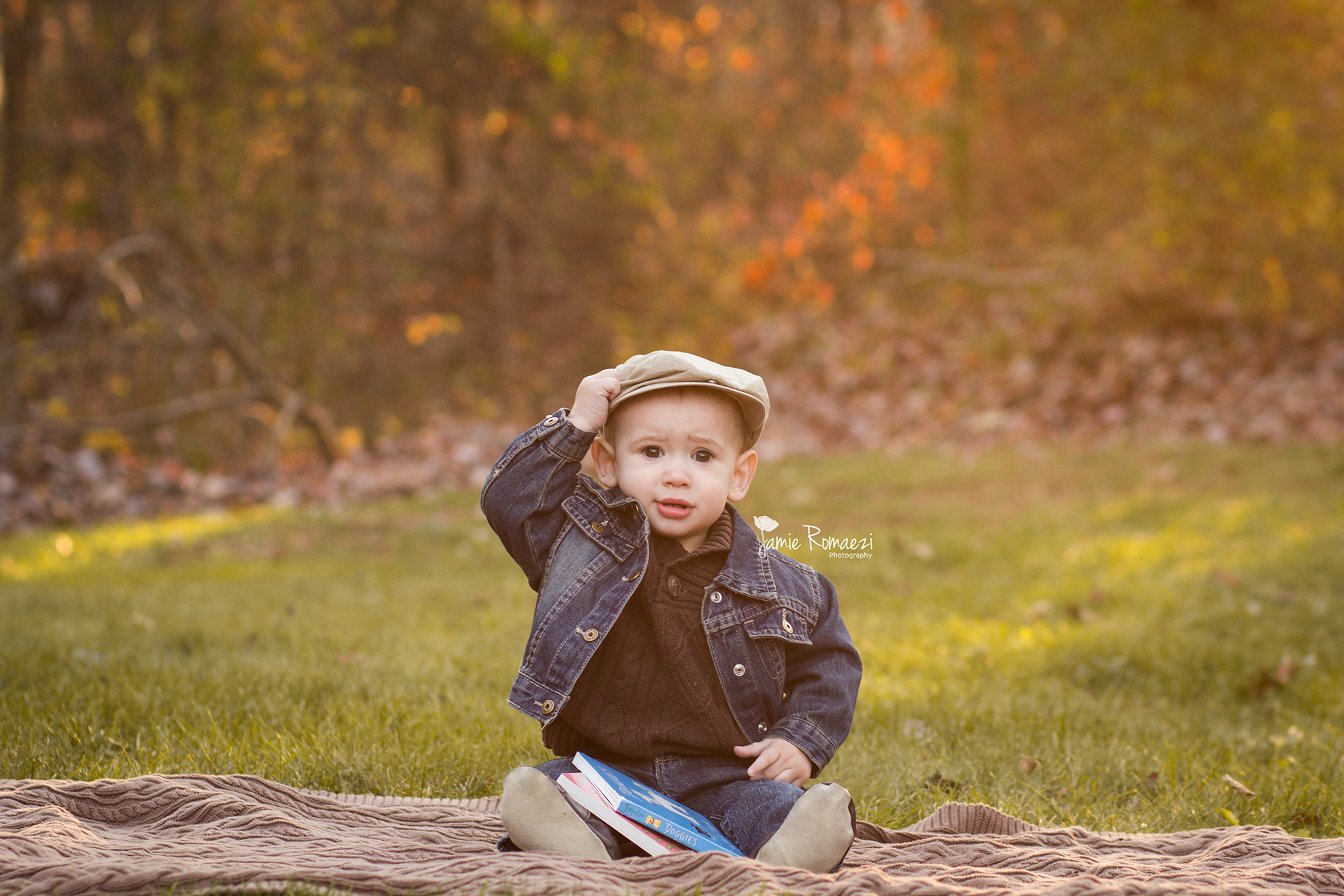[Patrick] 1 Year Old | Northern VA Baby Photographer