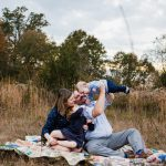 Fall mini session photos, Sterling, Virginia